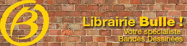 La Librairie Bulle