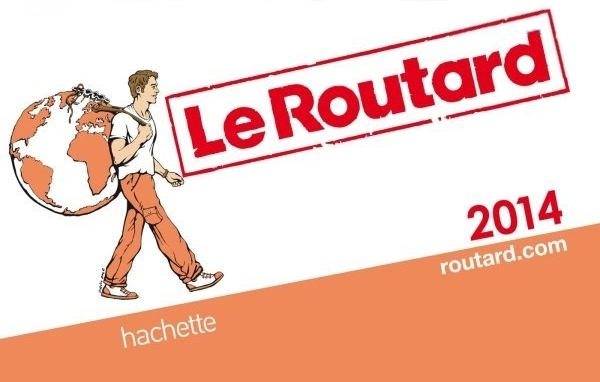 Le Routard 2014 logo