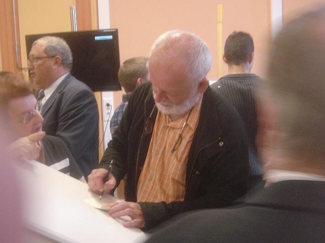Jean-Claude Servais à Tubize