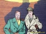 Blake et Mortimer au Mans à la Libraire 'BULLE'