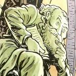 """10 ans du mural """"Hendrik Conscience"""" de Jan Bosschaert"""