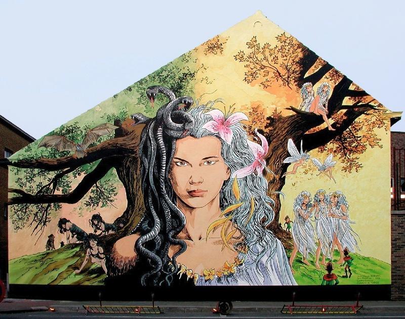 Déesse blanche, déesse noire de J.-C. Servais